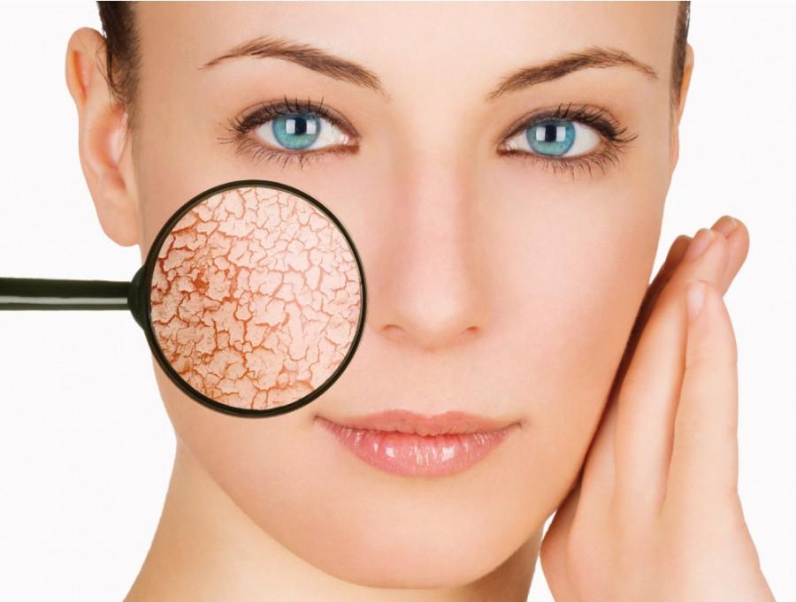 Шелушится кожа на лице лечение в домашних условиях