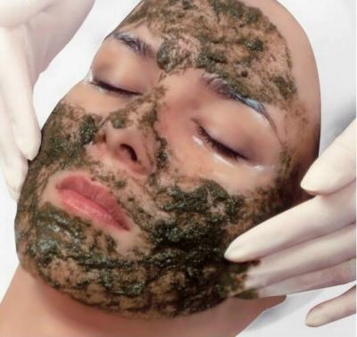 поверхностный химический пилинг кожи лица